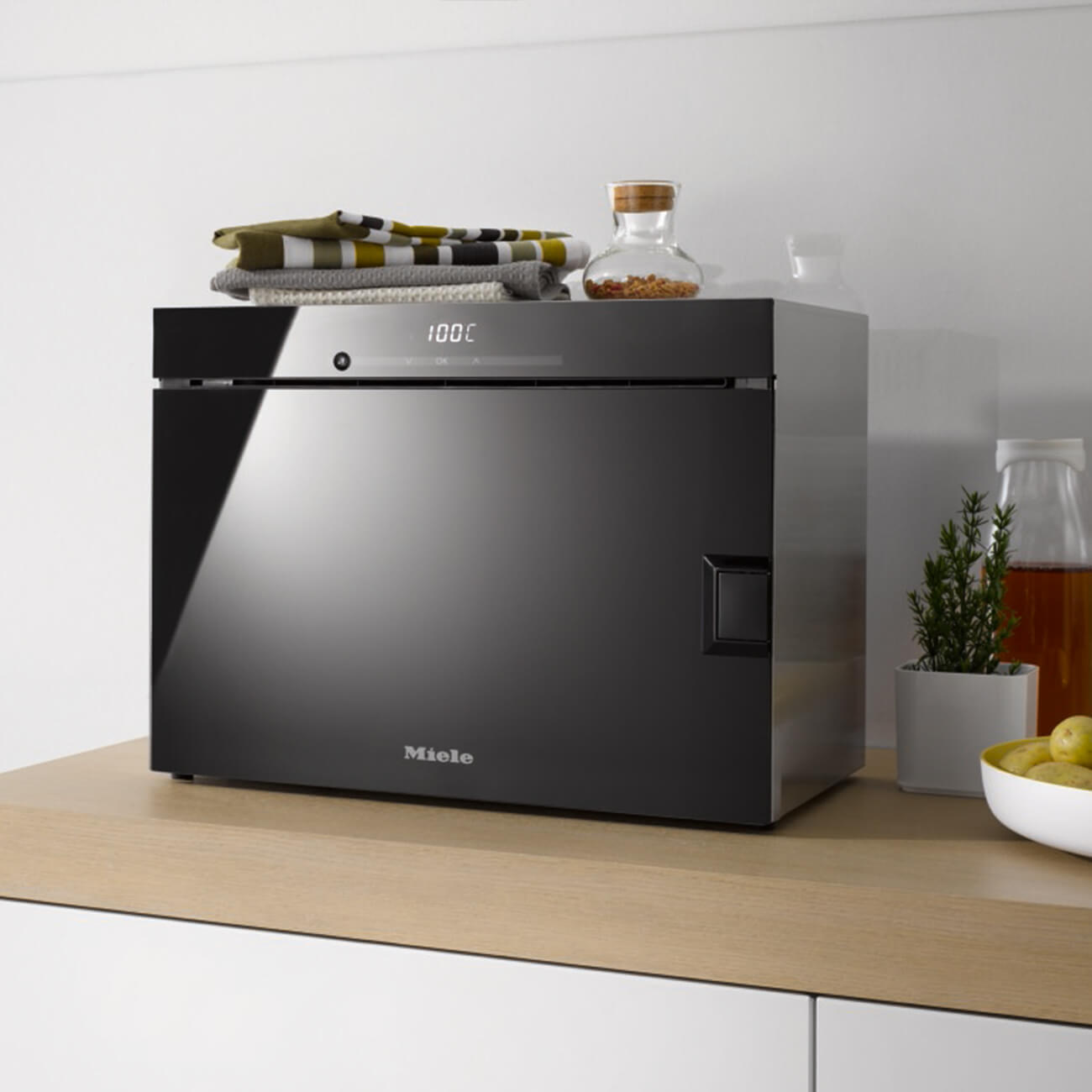 Miele Steam Cooking