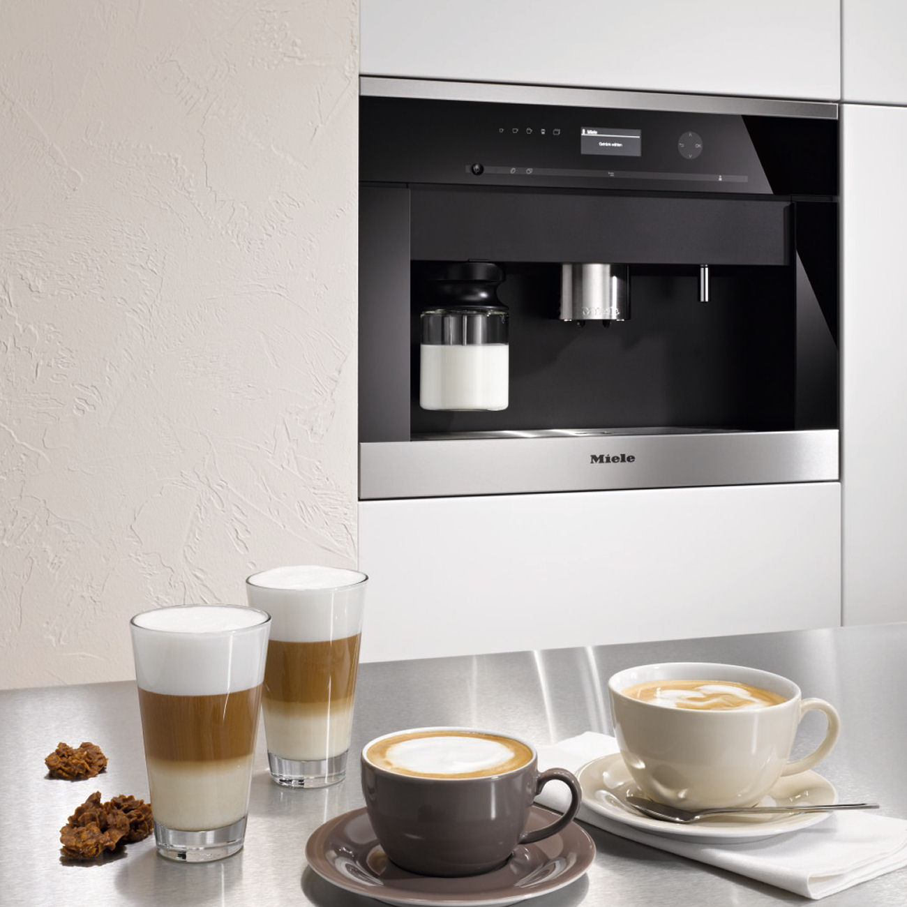 Kitchen Products Stores: Miele Kitchen Appliances